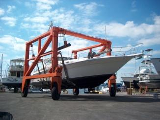 Yachts Services at Port Tarpon Marina, Tarpon Springs, Fl. 34689