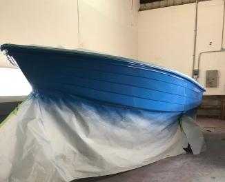 awlgrip hewes paint fiberglass