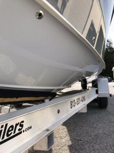boat painting, chris brand, awlgrip, fiberglass repair, restore, restoration
